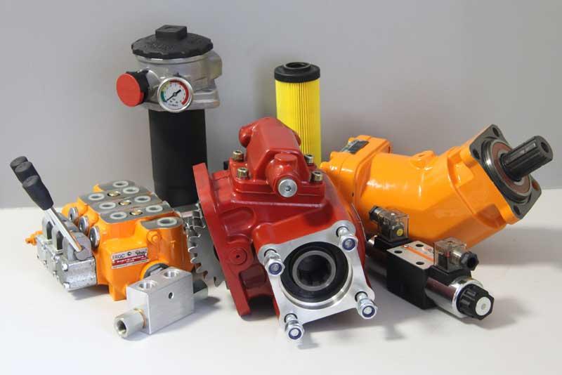 Общая классификация гидрооборудования