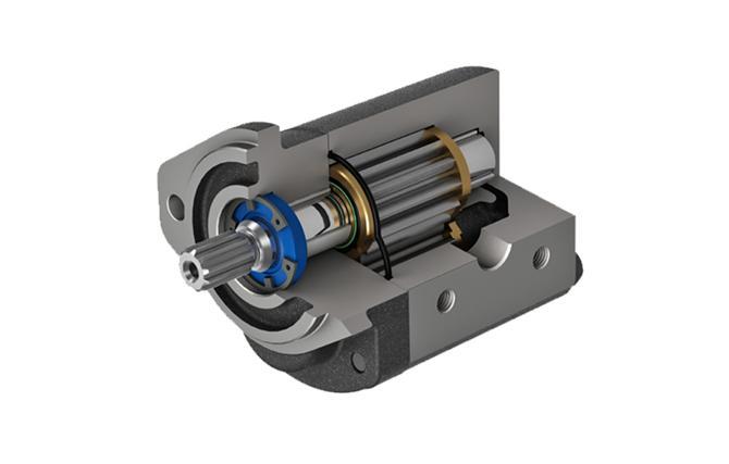 Виды гидравлических моторов