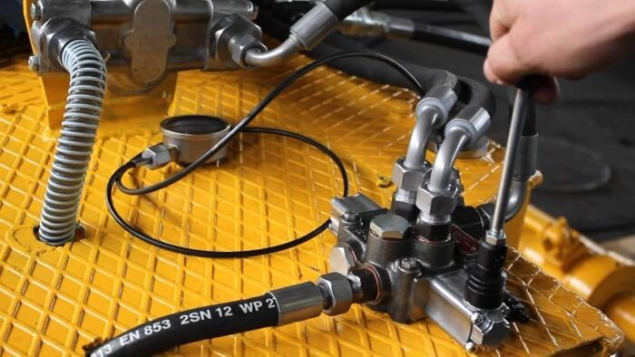 Виды ремонта гидрооборудования