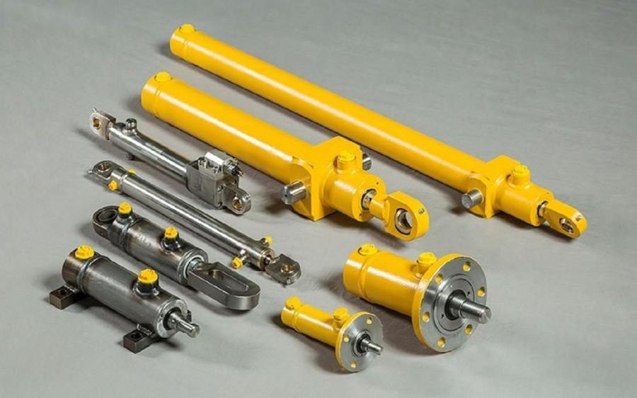 Гидроцилиндры в спецтехнике и их ремонт