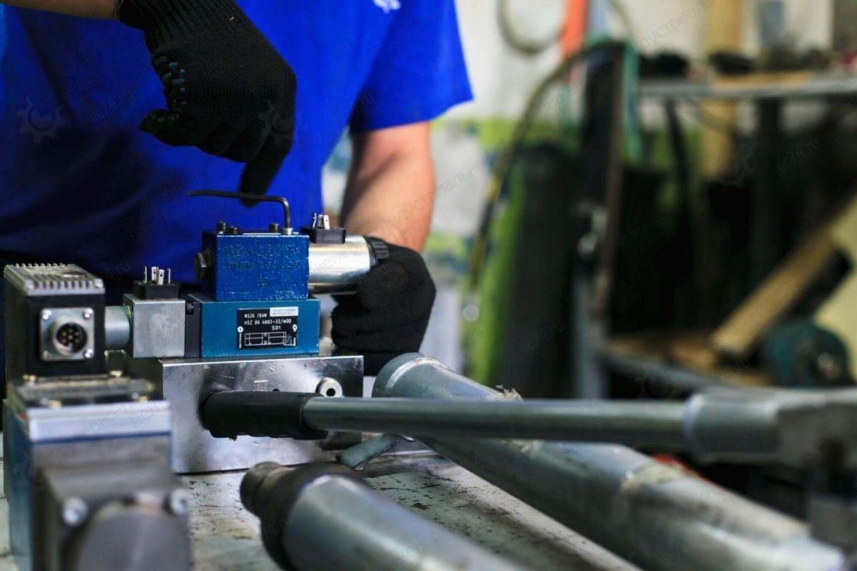 Как выбрать компанию для ремонта гидравлического оборудования