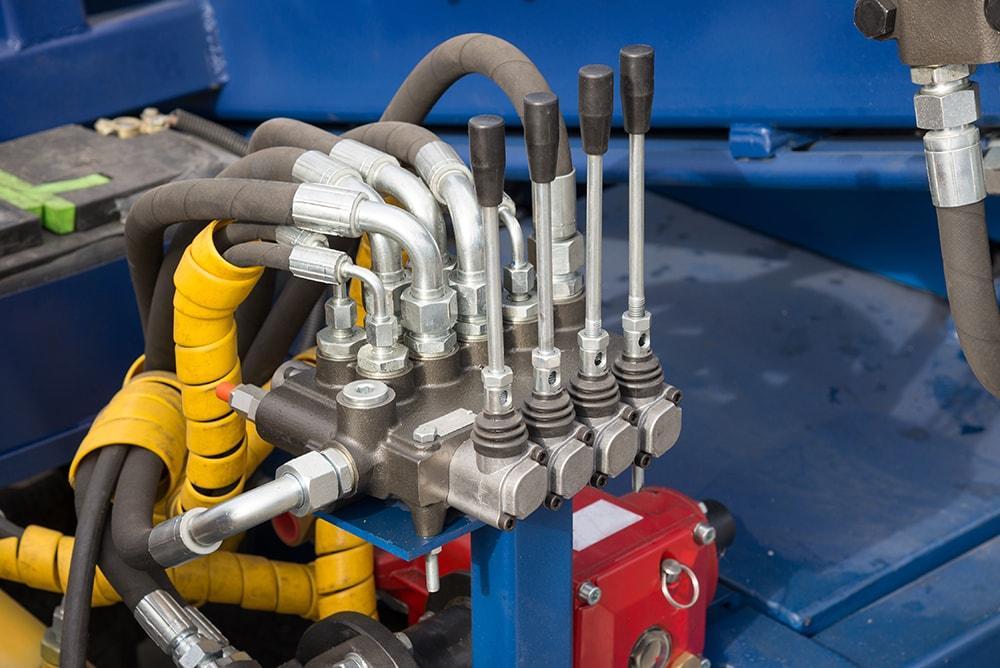 Требования к функционированию гидравлики спецтехники