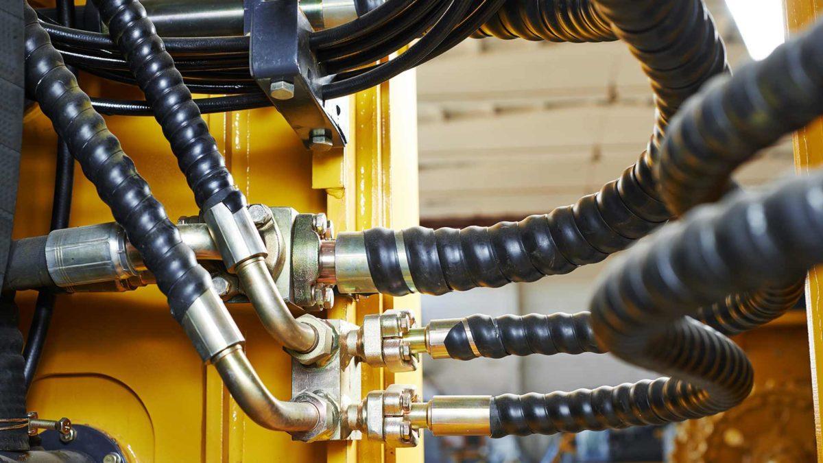 Как контролировать работу гидравлического оборудования?