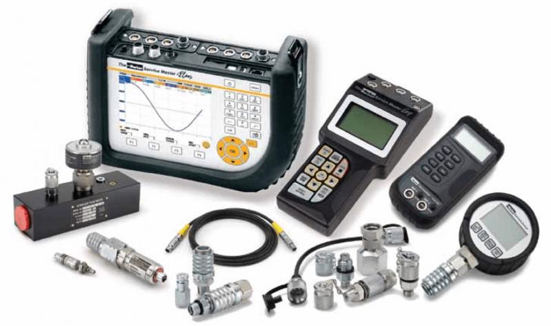 Специальные приборы, инструменты и оборудование при диагностике гидросистем